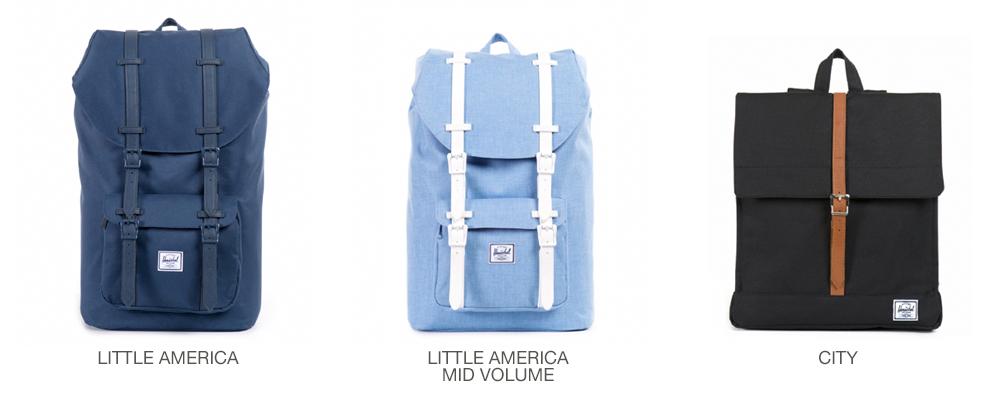 8878467b4e1 De bestseller uit de collectie van Herschel is de Little America. Deze  rugzak is geïnspireerd door de klassieke stijl van het alpinisme: ...