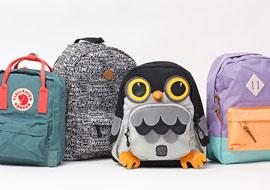 Schooltassen voor kinderen: back(pack) to school