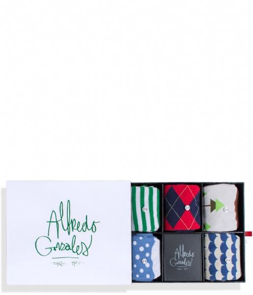 Alfredo Gonzales Sokken The Holiday Socks Box the holiday box
