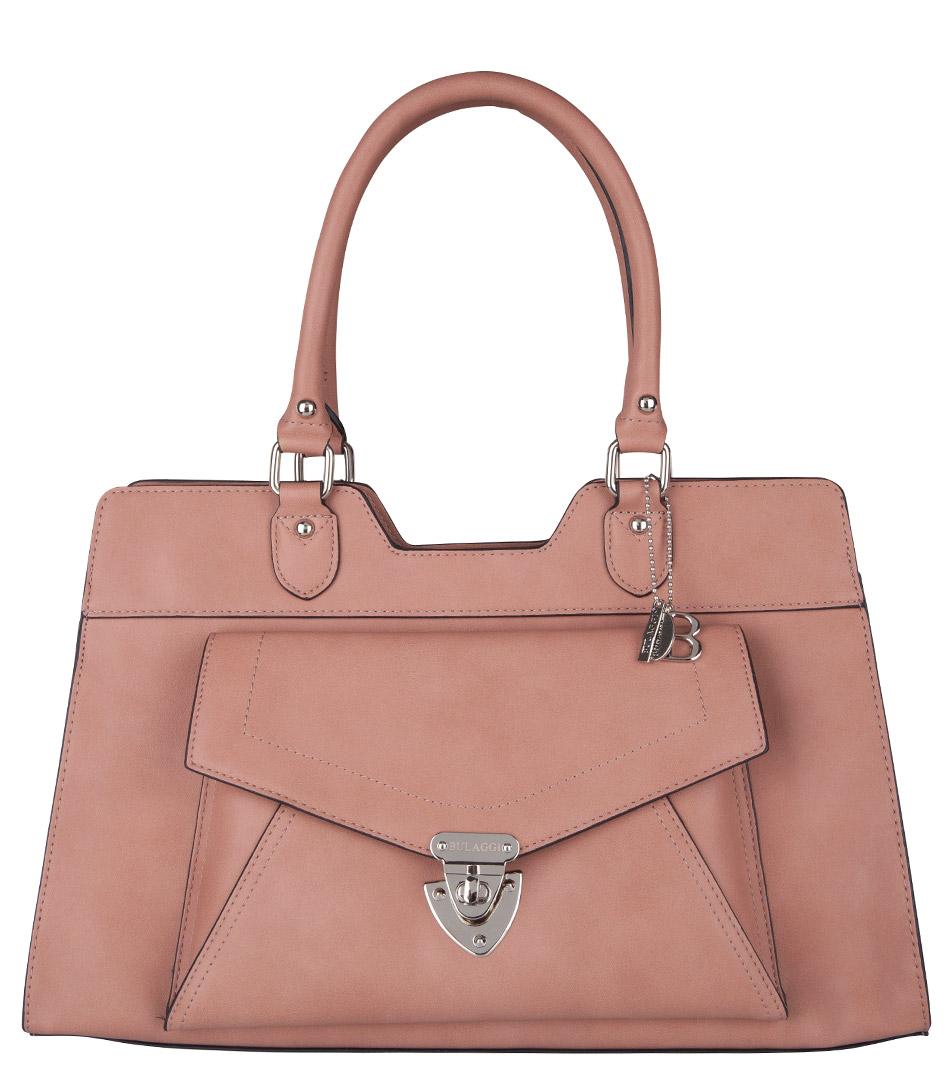 Sandqvist Tassen Amsterdam : Front pocket per oud roze bulaggi the little green bag