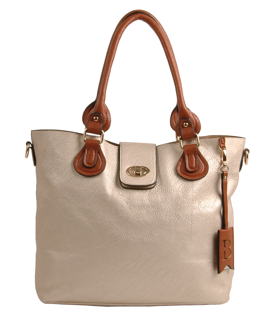 Tassen Uk : Per champagne bruin bulaggi the little green bag