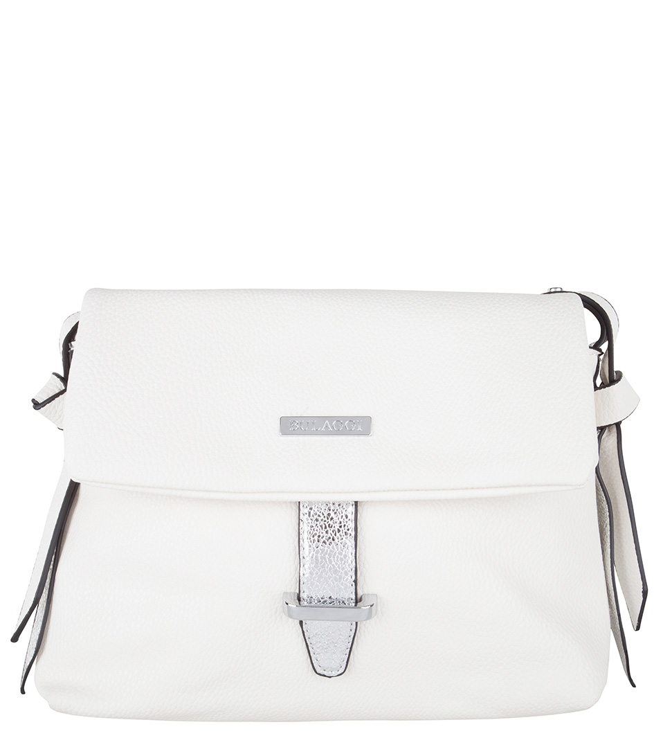 Boudin Crossbody white Bulaggi | The Little Green Bag