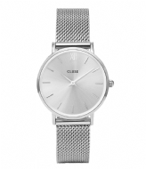 CLUSE Minuit Mesh Silver Colored silver colored (CW0101203011)