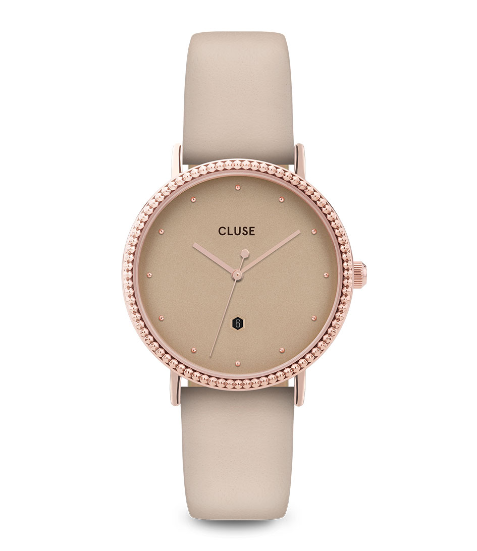 Le Couronnement Rose Gold Plated