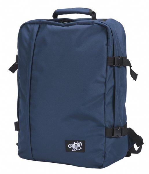 CabinZero Outdoor rugzak Classic Cabin Backpack 44 L 17 Inch Navy