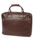 Castelijn & Beerens-Laptoptassen-Firenze Laptop Bag 15.6 inch-Bruin