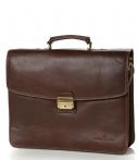 Castelijn & Beerens-Laptoptassen-Verona Document Laptop Bag 15.6 inch-Bruin