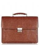 Castelijn & Beerens-Laptoptassen-Realtà Laptop Bag 13.3 inch-Bruin