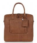 Castelijn & Beerens Carisma Dames Laptoptas 13,3 inch Cognac