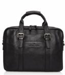 Castelijn & Beerens-Laptoptassen-Bravo Laptop Bag 15.6 inch-Zwart