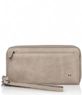 Castelijn & Beerens Carisma Smartphone Zip Wallet grijs