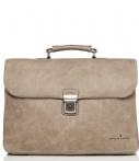Castelijn & Beerens-Laptoptassen-Carisma Laptop Bag 15.6 inch-Grijs