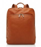Castelijn & Beerens Backpack 15.6 inch + tablet lichtbruin