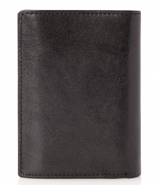 Castelijn & Beerens Bi-fold portemonnee Gaucho Billfold Portefeuille zwart