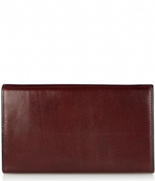Castelijn & Beerens Overslagportemonnee Nevada Wallet burgundy