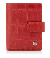Castelijn & Beerens Cocco Creditcard Etui red