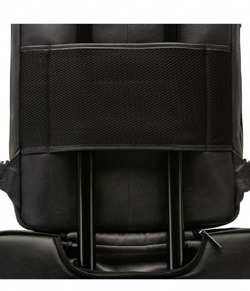 Castelijn & Beerens Laptop rugzak Carisma Laptop Backpack 15.6 Inch black