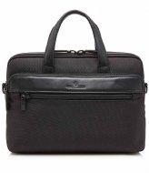 Castelijn & Beerens Quebec Laptop Bag 15.6 Inch black