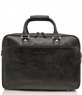 Castelijn & Beerens Verona Laptop Bag 15.6 Inch black