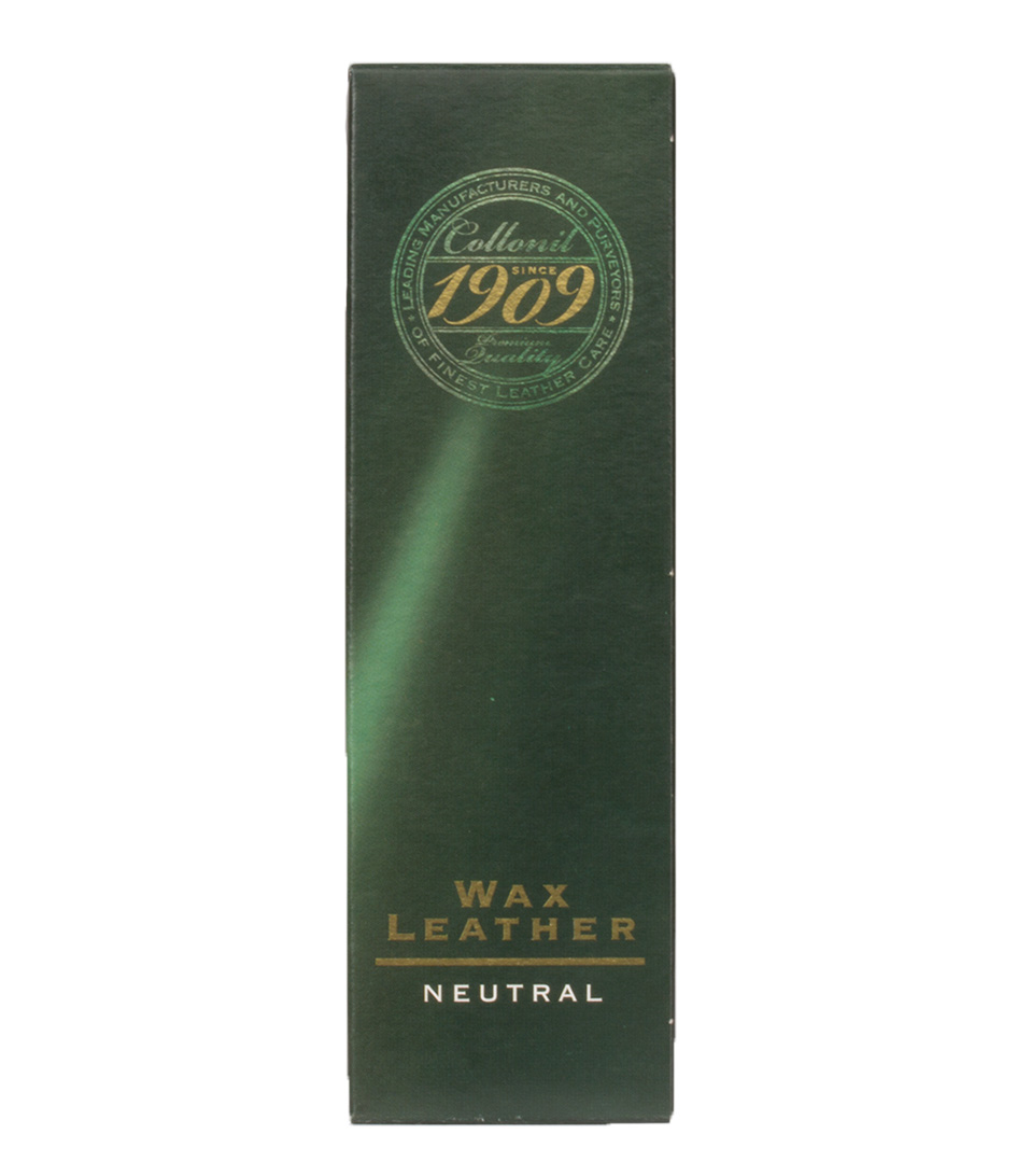 Collonil Onderhoudsartikelen Wax Leather 75 ml