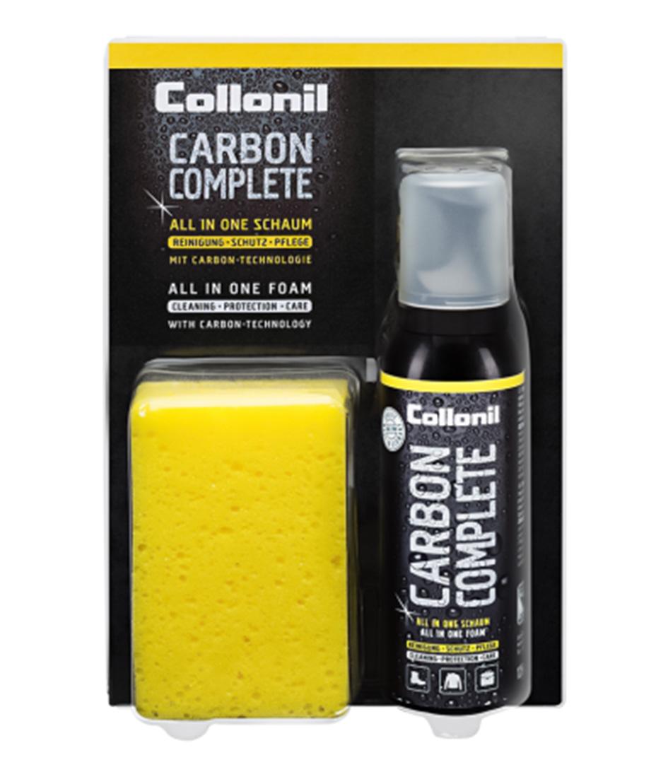 Collonil Onderhoudsartikelen Carbon Complete 125 ml Zwart