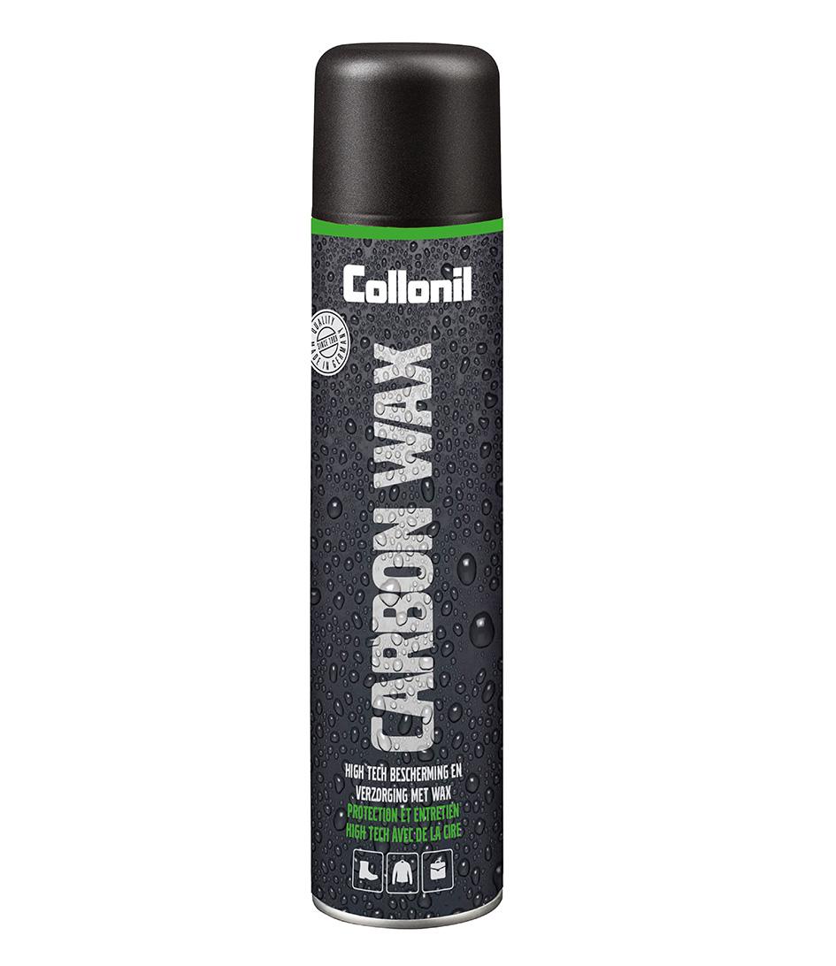 Collonil Onderhoudsartikelen Carbon Wax Spray 300 ml Zwart