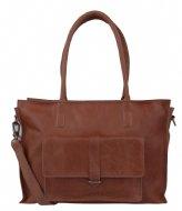 Cowboysbag Bag Edgemore 15 inch cognac (300)