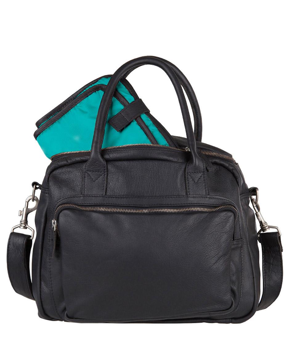 Cowboysbag Luiertassen Bag Monrose Zwart