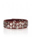 Cowboysbag-Armbanden-Bracelet Kids 2506-Bruin thumbnail