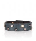 Cowboysbag-Armbanden-Bracelet Kids 2509-Blauw thumbnail