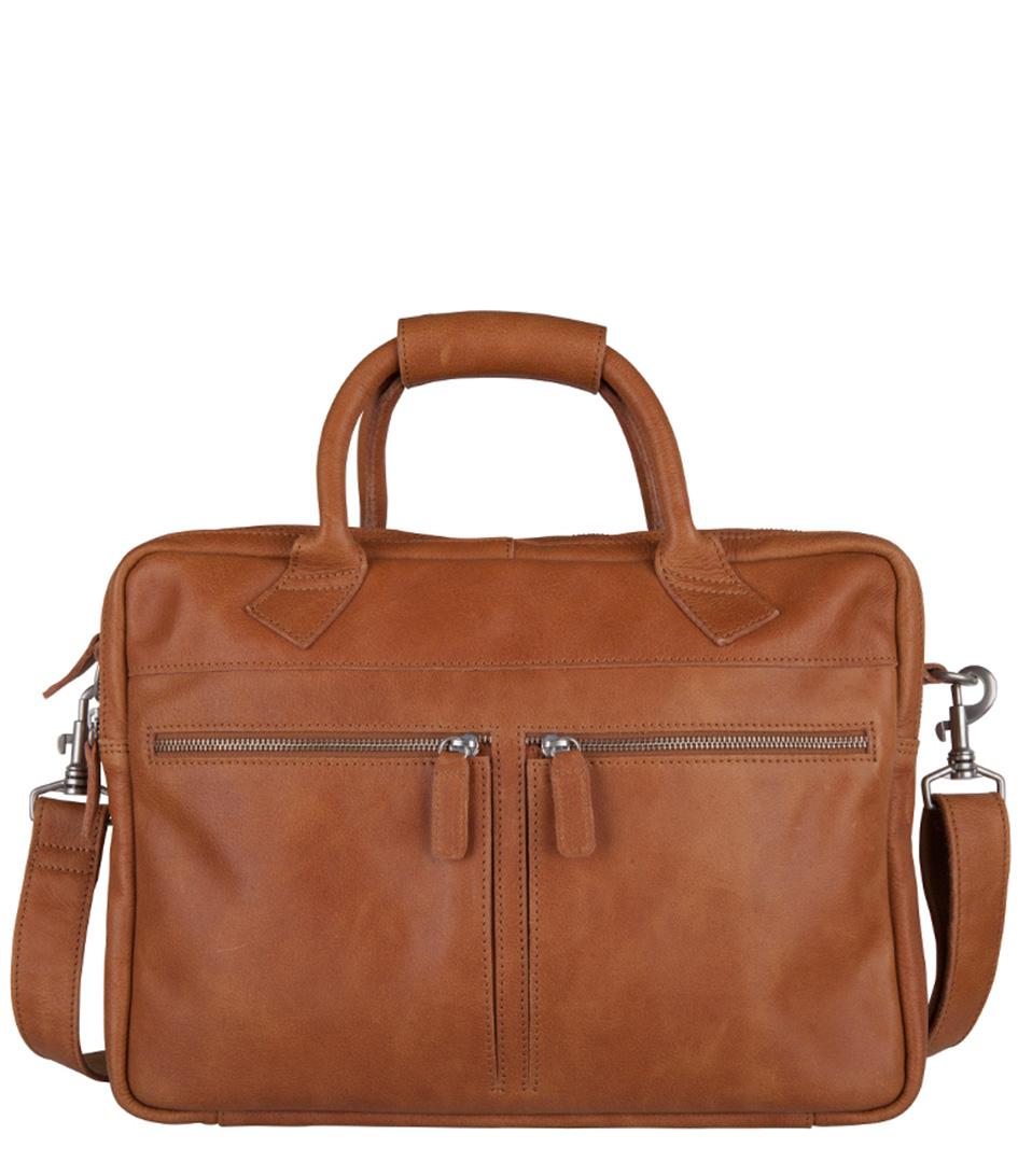 Cowboysbag Laptoptassen Bag Cromer Bruin