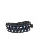 Cowboysbag-Armbanden-Bracelet 2519-Blauw thumbnail