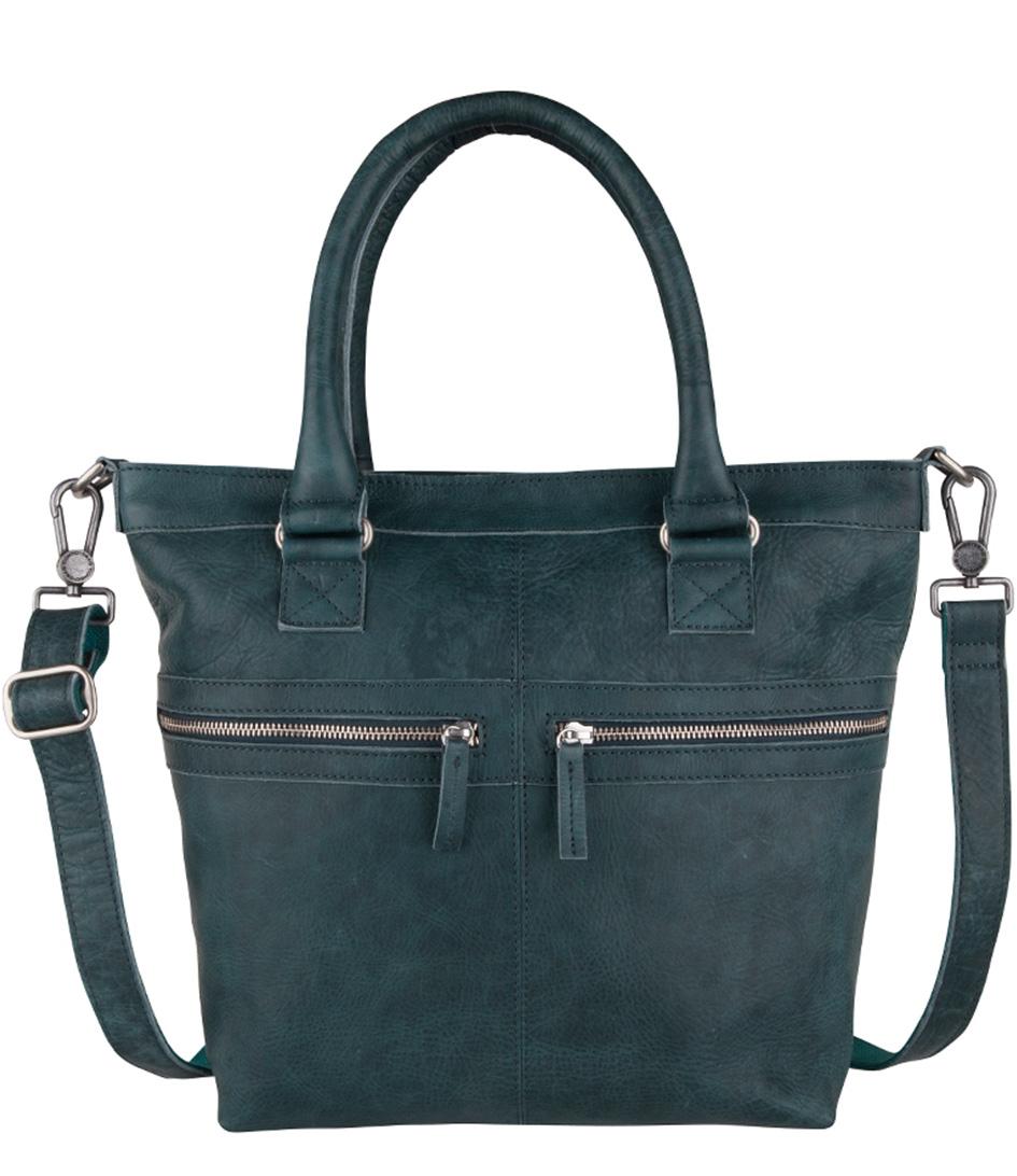 Cowboysbag Handtassen Bag Brackley Groen