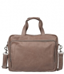 Cowboysbag Laptoptassen Bag Bude Grijs