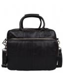 Cowboysbag-Laptoptassen-Laptop Bag Spalding 15 inch-Zwart