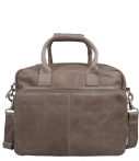 Cowboysbag-Laptoptassen-Laptop Bag Spalding 15 inch-Grijs