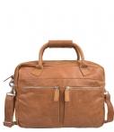 Cowboysbag Laptoptas 15.6'' Bag Cromer 1526 Tobacco