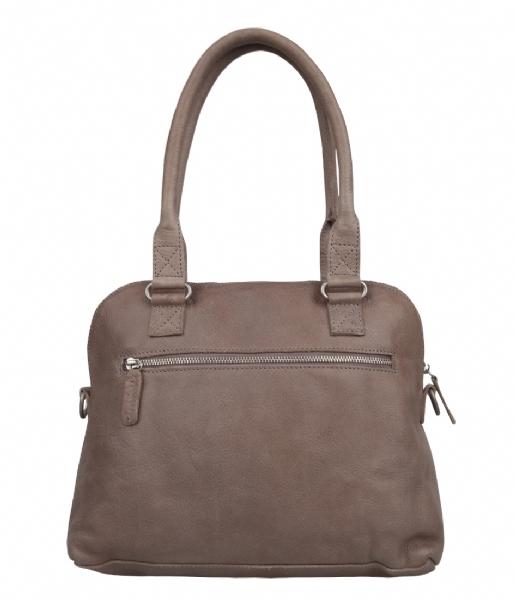 Cowboysbag Schoudertas Bag Carfin elephant grey