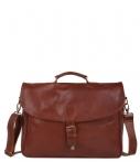 Cowboysbag-Laptoptassen-Bag Miami 15.6 inch-Bruin