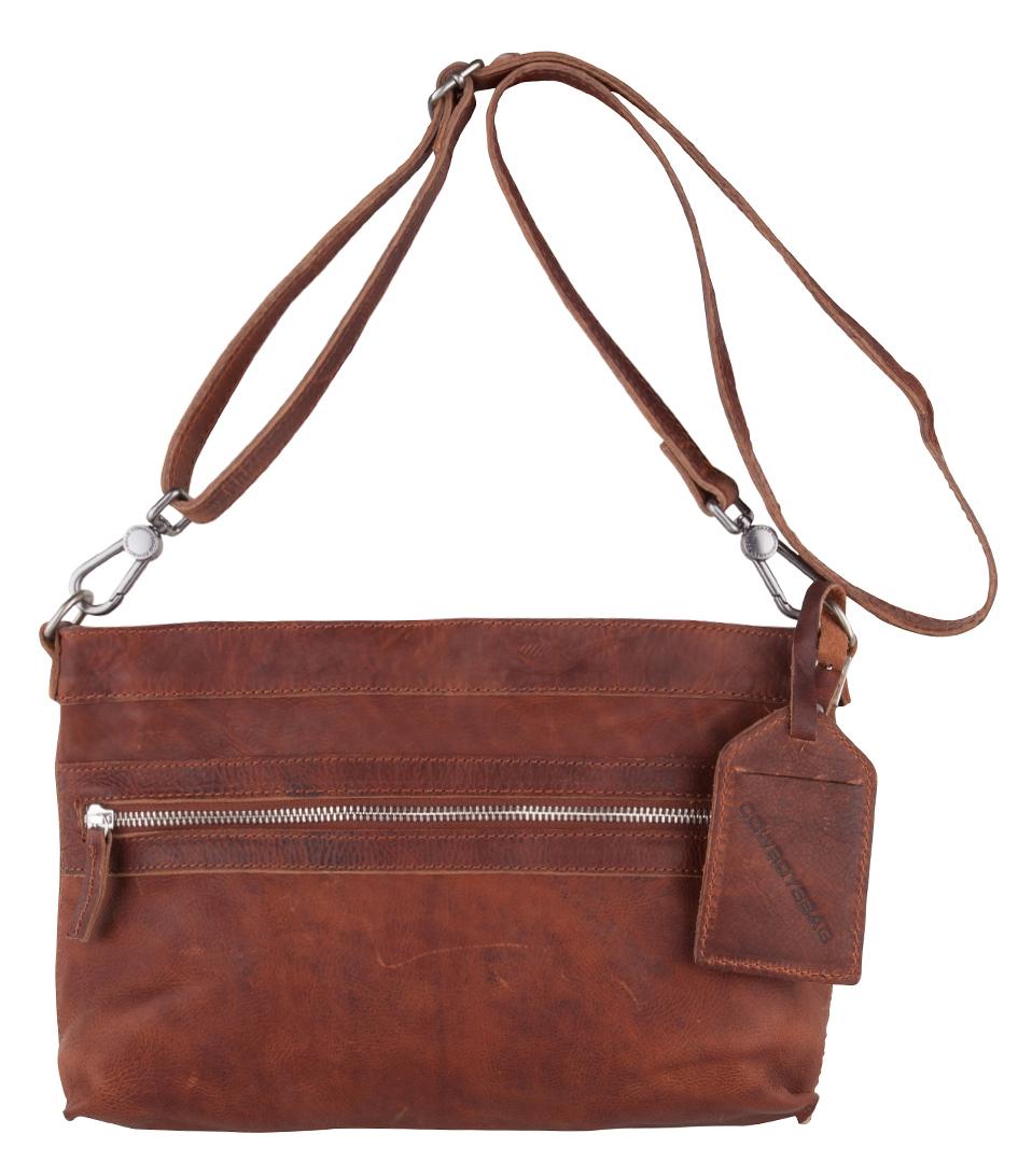 Cowboysbag Handtassen Bag Ennis Bruin