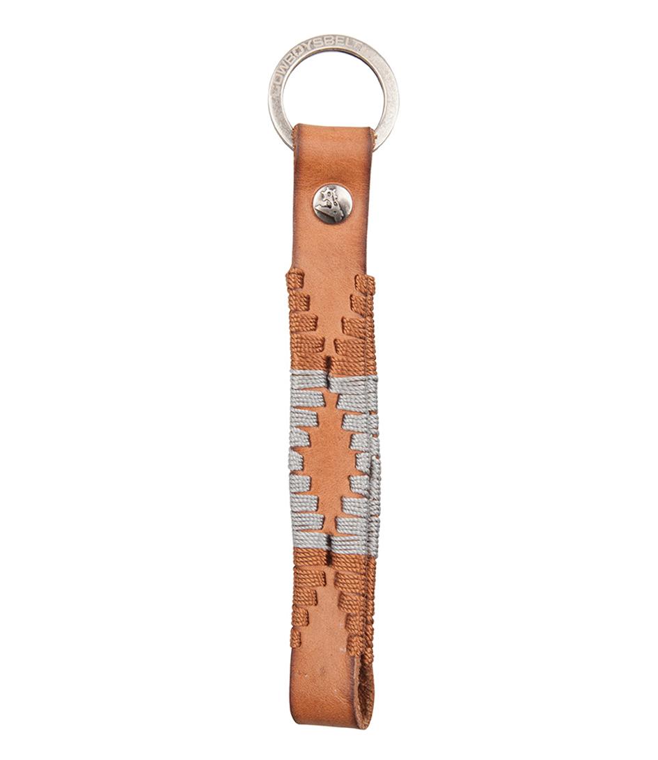 Cowboysbag Sleutelhangers Keycord 4077 Bruin