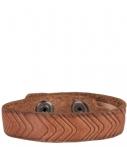 Cowboysbag-Armbanden-Bracelet 2598-Bruin thumbnail