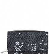 Cowboysbag Purse Garnet X Bobbie Bodt Snake Black and White (107)
