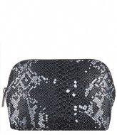 Cowboysbag Washbag Ruby X Bobbie Bodt Snake Black and White (107)