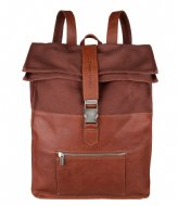 Cowboysbag Backpack Hunter 15.6 Inch cognac (300)