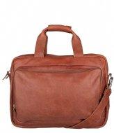 Cowboysbag Laptopbag Hush 15.6 inch Cognac (300)