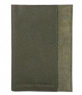Cowboysbag Passport Holder Lexi green (900)