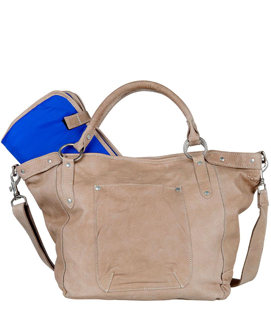 Cowboysbag Luiertassen Bag Bourne Beige