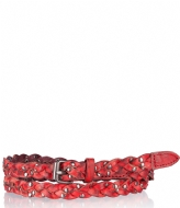 Cowboysbelt Kids Kids Belt 158005 red