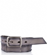 Cowboysbelt Kids Kids Belt 258011 grey